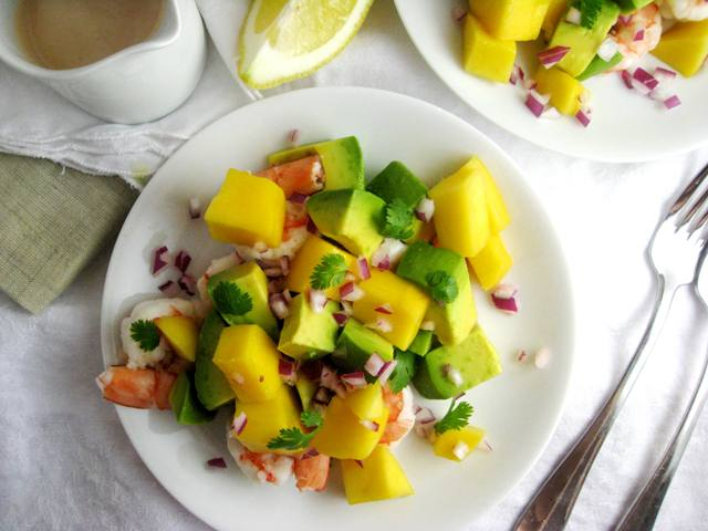 ... avocado and mango salad prawn mango avocado salad avocado mango salad